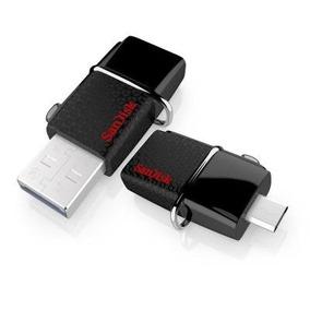 Pen Drive Ultra Dual Drive Sandisk Usb 3.0 Micro Usb 32gb