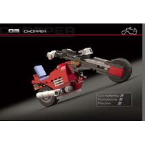 Lego 23 Em 1 - Carro,caminhão,moto - Sem Caixa
