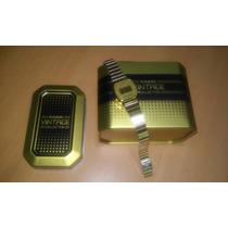 Reloj Casio Dama La670 Dorado Edicion Especial Caja Vintage