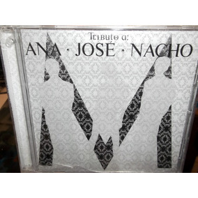Mecano Tributo A Ana Jose Nacho Cd Varios Artistas