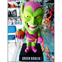 Green Goblin,boble-head,marca Funko,figura Cabezon,de 17 Cm.