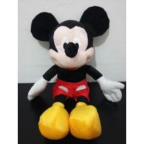 Bicho De Pelucia Mickey Mouse Disney Grande 50 Centimetros