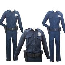 Uniforme Para Policía, Fabricación Normas Subsemun!!