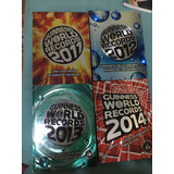 Libros Guinness World Records 2011 2012 2013 2014