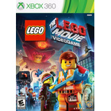 Lego The Movie Videogame Fisico Nuevo Xbox 360 Dakmor