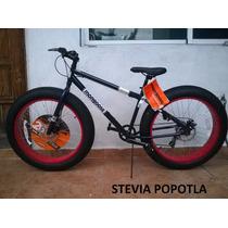 Bicicleta Mongoose Dolomite R26 Nueva Llanta Gorda 4x26 ¨