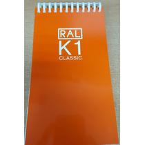 Carta De Colores Ral K1 Classic Gloss Tipo Pantone
