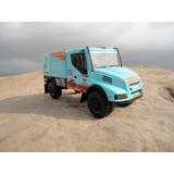Camion Iveco Escala 1:43 Coleccion Dakar El Tiempo