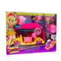 Polly Pocket Vehiculo Desfile De Helados Original Mattel