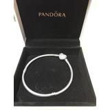Pandora Pulsera Corazón