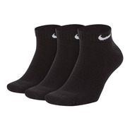 Meia Nike Cano Curto Everyday - 3 Pares Original Sx7670-010