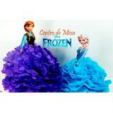 Centros De Mesa Frozen, Princesa Sofía, Moana, Barbie