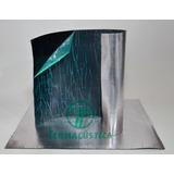 Manta Asfálfica Isolamento Acústico Térmico 6 Folha 40x60 Cm