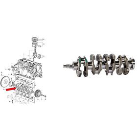 Virabrequim(árvore Manivelas) Motores 1.0-corsa-celta-prisma