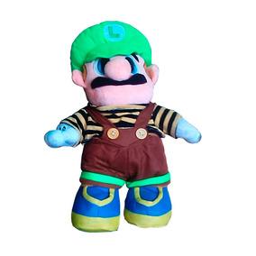 Super Mario Bross Muñeco Juguete Niños 30cm Coleccion