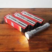 Lanterna Eveready Modelo E Lampada Antiga (kit 3 Und.)