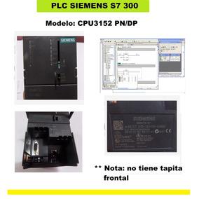 Plc Siemens S7-300 Cpu 315-2 Pn/dp Step 7 Abb Festo
