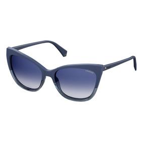 e5dbcc39ba58a Óculos Sol Lente Azul De Polaroid - Óculos no Mercado Livre Brasil