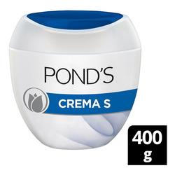 Ponds Crema Facial S Huemctante Nutritiva 400g Normal