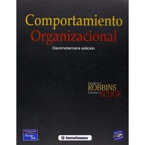 Comportamiento Organizacional 13ed.