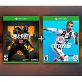 Call Of Duty Black Ops 4 Y Fifa 19 | Xbox One| Juegas Online