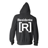 Combo Residente Campera + Remera + Gorra