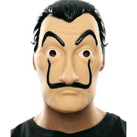 Mascara Salvador Dali La Casa De Papel Exclente Calidad