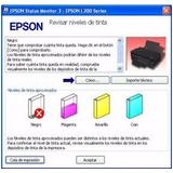 Codigos Y Reset Para Las Epson L200, L800 Todos Los Modelos