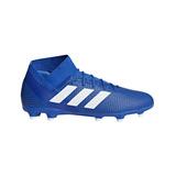 Botines Con Tapones adidas Nemeziz 18.3 Fg Hombre Fr/az