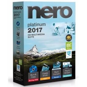 Nero 2017 Platinum Português-br Completo Digital Envio Email