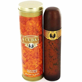 Perfume Cuba Gold 100ml Original
