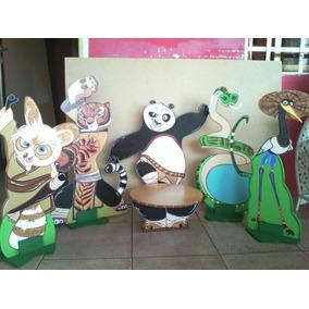 Kung Fu Panda En Mdf