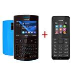 Promocion Nokia Asha 205 + Nokia 105 Originales Envio Gratis