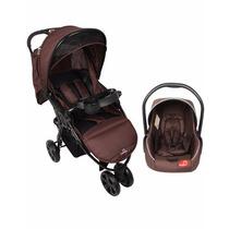 Carrinho De Bebê 3 + Bebê Conforto