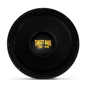 Falante Target Bass Eros 18 Pol 3.0k 1500w Rms 4 Ohms