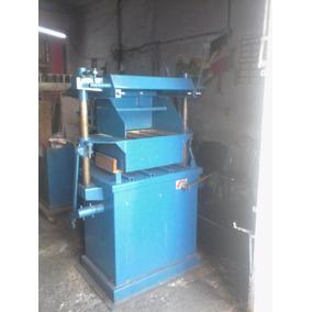 Maquina Para Hacer Blocks Macizos 12 X 20 X 40 Cms 4 Piezas