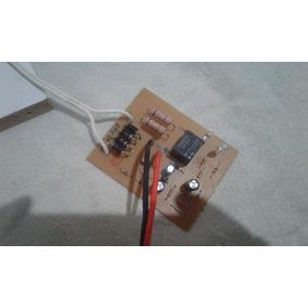 Placa Carregador De Bateria Automatica Placa Montada