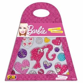 Barbie Conjunto Miçangas Colares E Pulseiras 7614-2