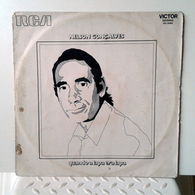 Vinil Lp - Nelson Gonçalves - Quando A Lapa Era Lapa - 1973