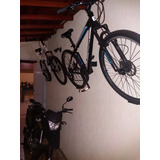 Bicicleta Suporte De Parede Horizontal Pecas.