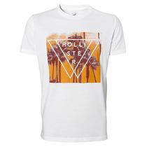 Camiseta Masculina Hollister Malibu Soul