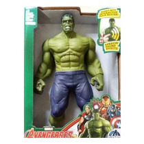 Vingadores Boneco Marvel The Avengers 30 Cm Hulk