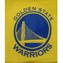 Franela Camisa Estampada Basket Golden State
