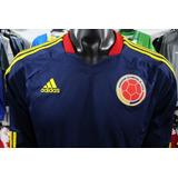 Camiseta Seleccion Colombia 2013 Visita adidas Talla S Xdx