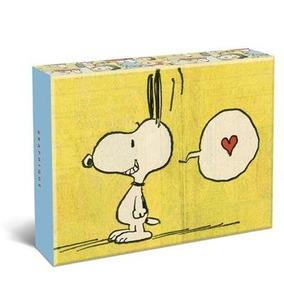 Set De Tarjetas De Felicitación De Snoopy Peanuts