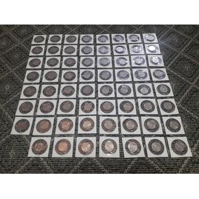 Moedas Quarter Dollar 64 Cidades Diferentes