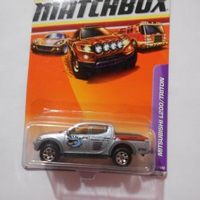 Fermar4020 *mitsubishi L200/triton* E-64 77/2011 Matchbox