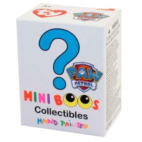 Mini Figura Surpresa - 5 Cm - Mini Boos - Patrulha Canina -