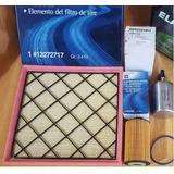 Kit Filtros Aire ,nafta Y Aceite Chevrolet Cruze 1.8