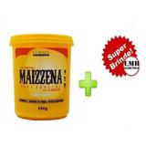 Maizzena Alisamento Natural 240g Glatten + Super Brinde